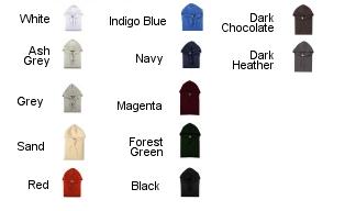 Kleurenpallet